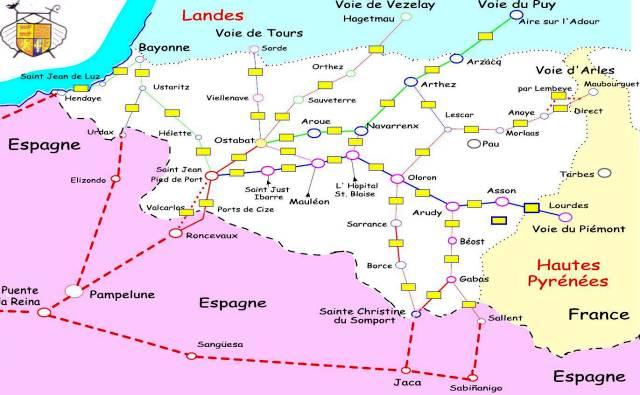 Pyr n es atlantiques voie du pi mont acsjpa pdf - Residence port saint jacques la bernerie en retz ...